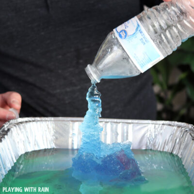 How to Turn Water Into Ice Instantly
