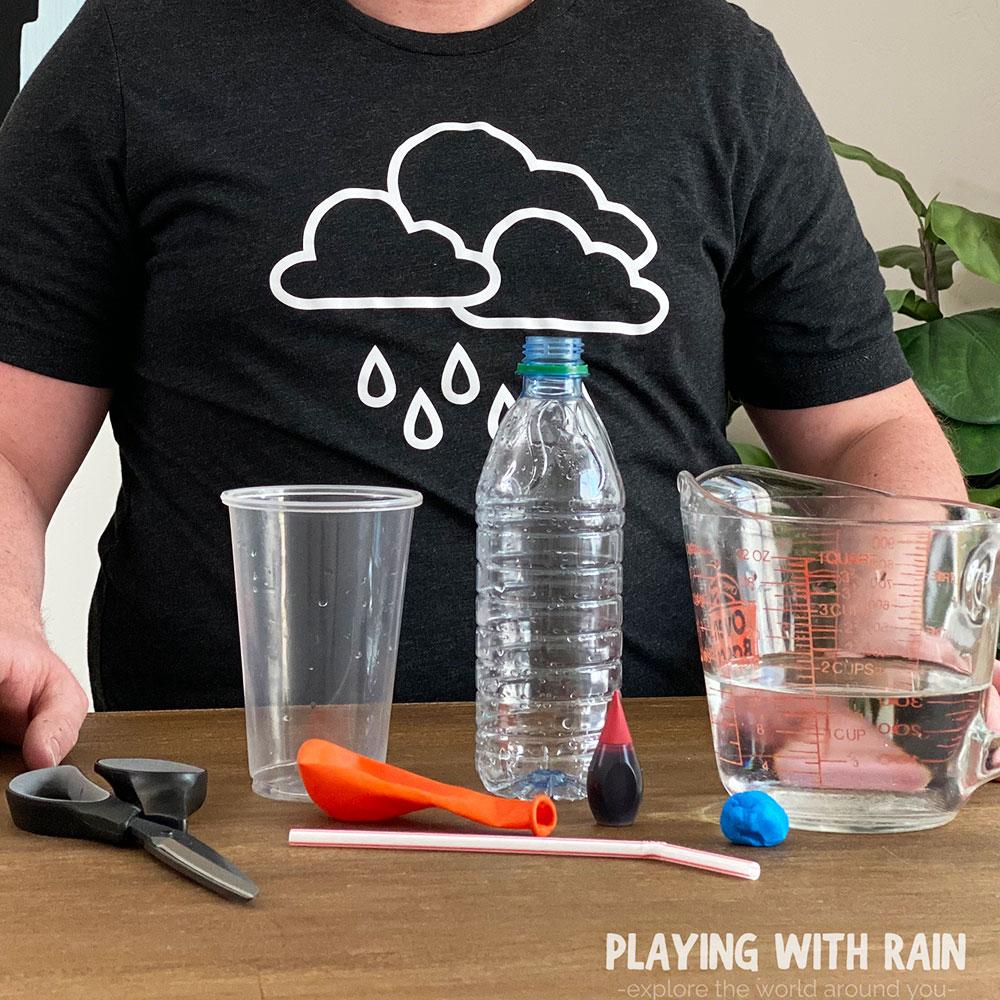 Materials to make diy water dispenser